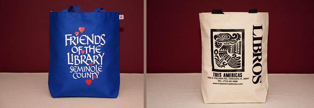 Howland Industries INC 100% Biodegradable Canvas Tote Bags