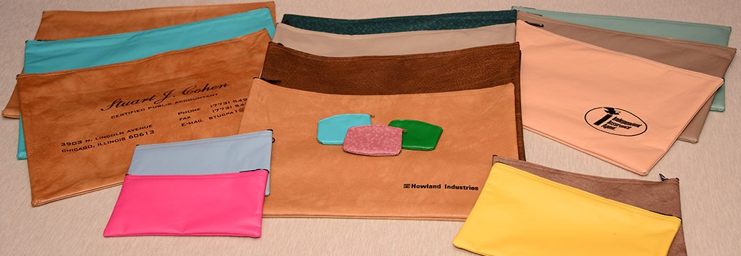 Howland Industries INC Zippered Pouches